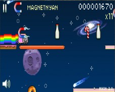 Игра Nyan Cat Lost in Space онлайн