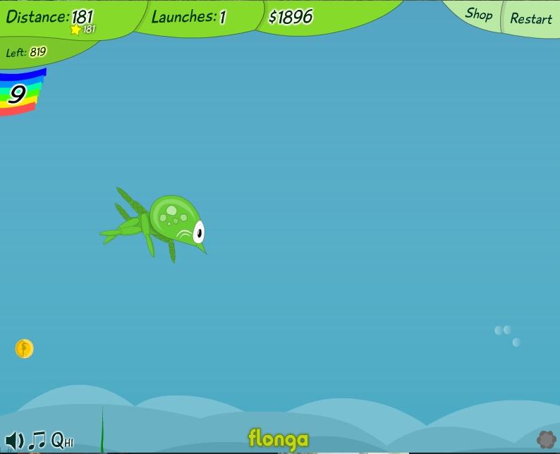 Игра Octopost онлайн
