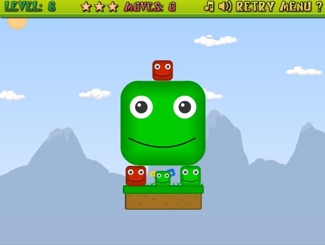 Игра Replaceable Blocks онлайн