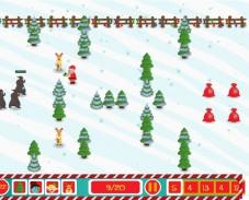Игра Santa Defender онлайн