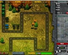 Игра Tower Machines онлайн