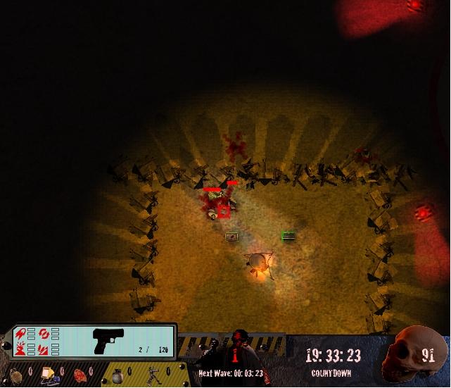 Игра Zombies In the Shadow онлайн