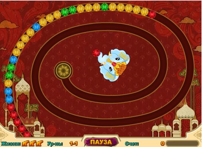 играть индийские шары онлайн
