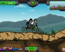 Игра Детские вело-гонки онлайн