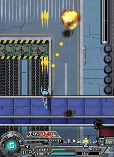 Игра Железный Человек против роботов онлайн