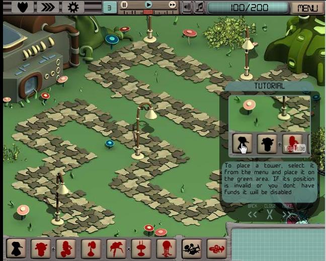 Игра ИРобот онлайн