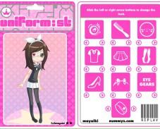 Игра Карманная анимешка онлайн