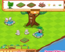 Игра Лес Тоторо онлайн