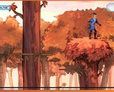 Игра Неприятность на Деревьях онлайн