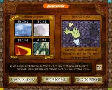 Игра Поиски Амулета онлайн