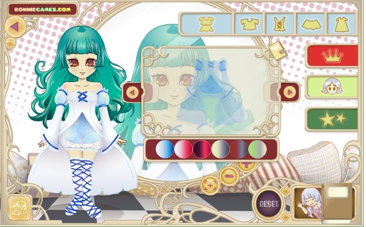 Игра Маленькая принцесса онлайн