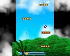 Игра Прыгающий шарик онлайн