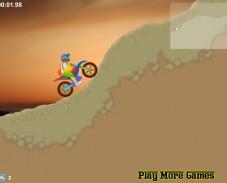 Игра Пьяный мотоциклист онлайн