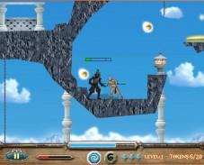 Игра Стихийные Сражения онлайн