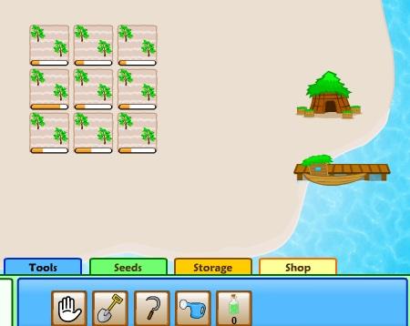 Игра Тропическая ферма онлайн