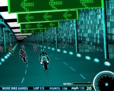 Игра 3D Neon Race 2 онлайн