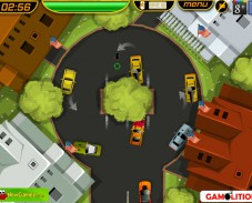 Игра American Muscle Car Parking онлайн