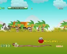 Игра Animal Truck онлайн
