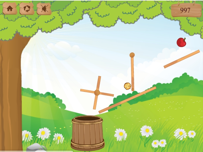 Игра Apple Tree онлайн