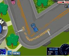 Игра BMW Racing Challenge онлайн