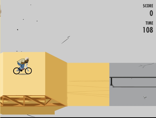 Игра BMX онлайн