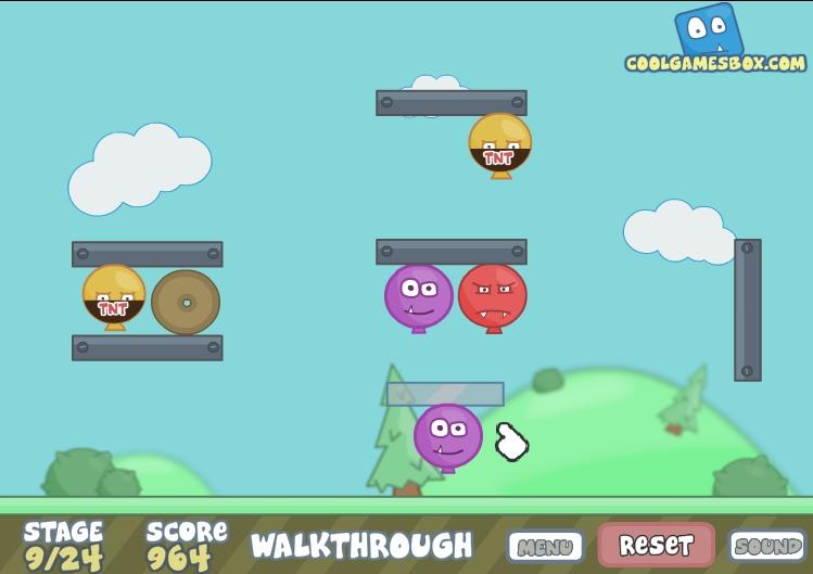 Игра Ballooner онлайн
