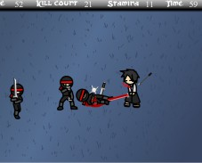 Игра Blind Swordsman онлайн