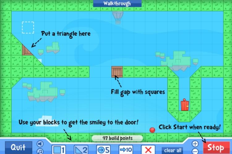Игра Blockgineer 2 онлайн