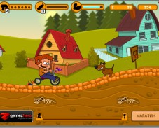 Игра Brave Boy онлайн