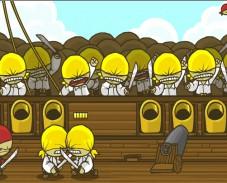 Игра Buccaneer Battle онлайн