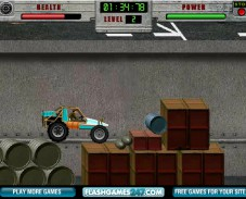 Игра Buggy Run 3: Operation Seagul онлайн