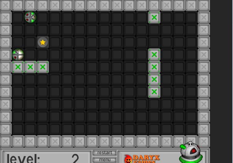 Игра BumpBots онлайн