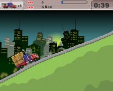 Игра Cargo Truck Express онлайн