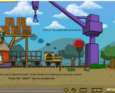 Игра Coal Express 2 онлайн