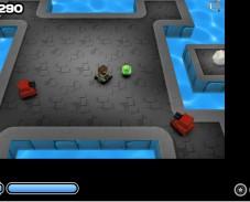 Игра Cube Tank Arena онлайн