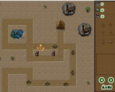 Игра Dessert Base Defence онлайн