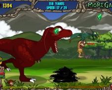 Игра Dino Panic онлайн