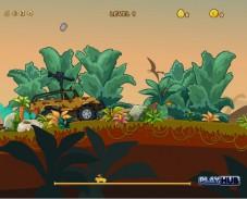 Игра Dinosaur Truck онлайн