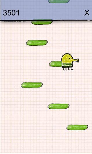Игра Doodle jump 2.4 онлайн