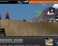 Игра Downhill Mayhem онлайн
