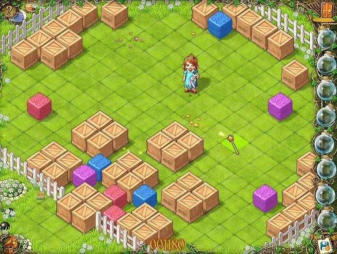 Игра Dream Woods онлайн