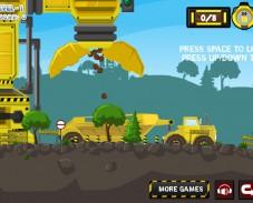 Игра Dump Truck 4 онлайн