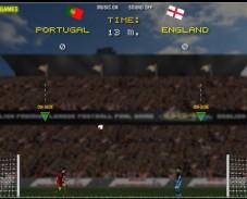 Игра EURO 2012 One on One онлайн
