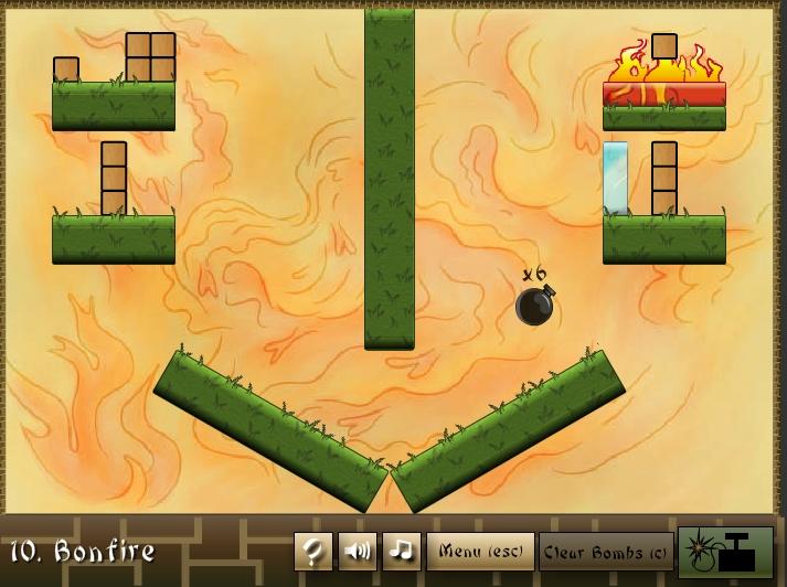 Игра Elemental Balance онлайн