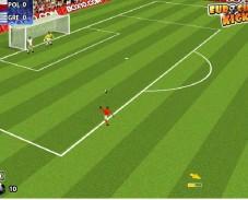 Игра Euro Cup Kicks онлайн