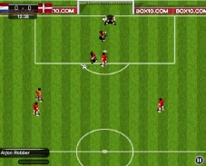 Игра Euro Striker 2012 онлайн