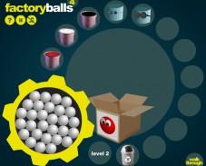 Игра Factory Balls 4 онлайн
