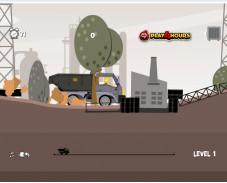 Игра Factory Truck онлайн