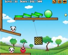 Игра Fancy Pandas онлайн