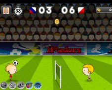 Игра Flick Headers Euro 2012 онлайн